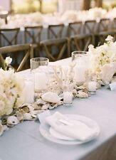 Centre de table mer coquilles sucre table comestibles mariage comestibles