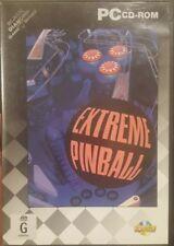 EXTREME PINBALL RARE DELETED PC CDROM CD-ROM COMPUTER GAME BLACK DIAMOND SERIES