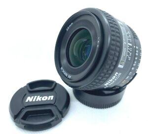 【 NEAR MINT 】Nikon AF NIKKOR 35mm F/2 D Wide Angle Lens for F Mount from JAPAN