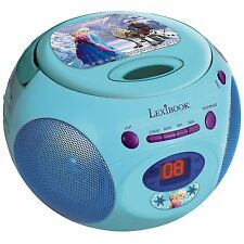 Disney Frozen Radio CD Player NEU von LEXIBOOK