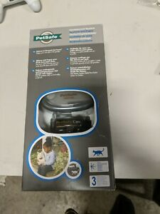 PetSafe PCF-1000-20 Containment System for Cats w/ EXTRA COLLAR new nib
