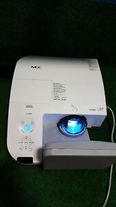 NEC U310W DLP WXGA 3D Short Throw
