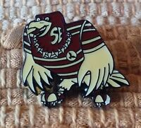 Manly Warringah Sea Eagle Rugby League mascot pin badge