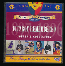 2001 Fitzroy Team of the Century sealed Boxed Card set only 300 produced Lions