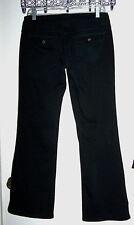 BeBop Women Junior Jeans Black Size 5  waist 31