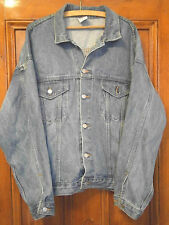 Colt Firearms Large Blue Denim Jacket .