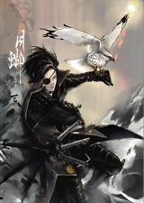 Sengoku Basara BL Doujinshi Comic Katakura Kojuro x Date Masamune Moon Scales 3