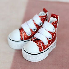 """12"""" Blythe Dal Doll outfit Fashion MICRO Shoes (Red)"""