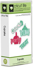 NEW!!  Cricut cartridge Cupcake!!   HTF!!   Includes a font!!  Free shipping!!