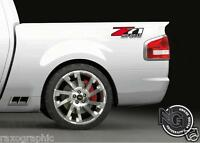 GMC Z71 OFF ROAD 4X4  DECAL STICKER SIERRA SILVERADO CHEVY TRUCK 12 MODELS