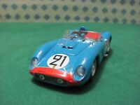 "FERRARI 500 TR  2000cc. Spyder Testarossa  "" Le Mans 1956 "" - 1/43 Art Model 153"