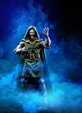 Marvel Legends DOCTOR DOOM Loose No Super Skrull BAF Fantastic Four IN HAND!!