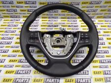 HYUNDAI i20 LEATHER STEERING WHEEL WITH CONTROLS