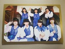 BTS 1st Fan Meeting official 2014 Season's Greeting / Diary group photo card