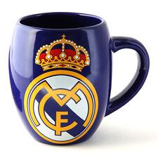 Real Madrid FC Bañera De Cerámica Taza De Café Taza de té en Claro Caja de Regalo Nuevo Navidad