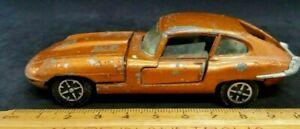 Dinky Toys 1960'S Jaguar 131 E type 2 + 2 - BRONZE