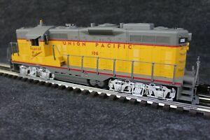 Lionel O- GAUGE --UNION PACIFIC GP-9 Dummy Locomotive #106---NEW---NEVER RUN