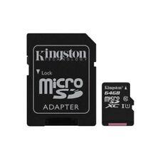 Memory card Velocità di trasferimento Classe 6 per cellulari e palmari con 64 GB di archiviazione