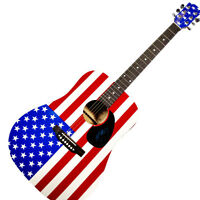 Billy Ray Cyrus Autographed Signed 6-String USA Acoustic Guitar UACC RD COA AFTA