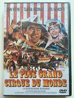 Le plus grand cirque du monde DVD NEUF SOUS BLISTER John Wayne, Rita Hayworth
