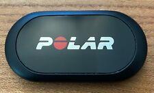 Polar H10 Herzfrequenz-Sensor Schwarz  Unisex ANT+ Bluetooth EKG  M-XXL
