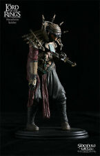 Sideshow Weta The Lord of the Rings Haradrim Soldier Polystone Statue New