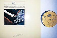 CLEMENTI Sonaten Hammerklavier Sonatas Fortepiano C. Faron LP VMS 1070 NM signed