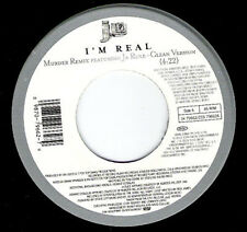 "JENNIFER LOPEZ - I'm Real 7""  45"