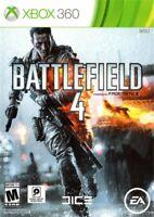 Battlefield 4 - 2013 Shooter - Electronic Arts - (Mature) - Microsoft Xbox 360