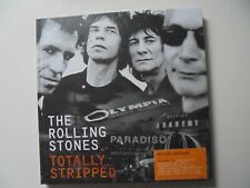 The Rolling Stones « Totally Stripped » 4 SD Blu-Rays + 1 CD