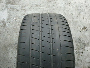 TYRE PIRELLI P ZERO RO1 275 30 20 FITTING AVAILABLE PRESSURE TESTED S755