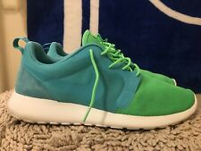 Nike Roshe Run Hyperfuse, 616325-331, Sport Turquoise, Running Shoes, Size 12