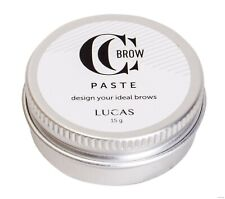 Brow Mapping Paste White Henna Brow Modeling 15g UK Stock Lucas Cosmetics