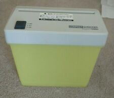 Compact Electric Paper Shredder TWINBIRD SE-4409 Japan Imported Work Tested