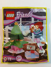 LEGO - FRIENDS CHRISTMAS  POLYBAG ACCESSORIES - 561412  - LIMITED EDITION