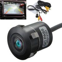 170° CCD Car Rear View Reverse Backup Camera Reverse LED Night Vision Waterproof