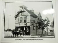 Chemical Engine Company No. 2 Corner of Central Avenue & 34th St.L.A. Cir 1900