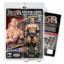Roderick Strong Figures Toy Company Ring of Honor Wrestling Action Figure Series