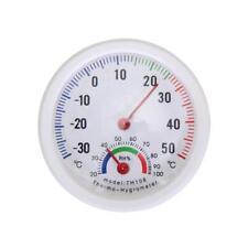MIni Indoor Outdoor Wet Hygrometer Humidity Thermometer Temperature Meter V