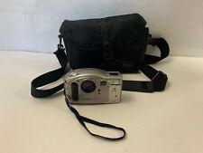 Kodak Digital Science Dc210 Plus Zoom Point & Shoot Camera Ektanar Lens w/ Case