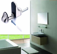 1PC Adjustable Glass Shelf Bracket Clamps Clip Holder for Window Handrail
