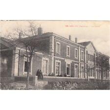 Cartes postale anciennes GRILLON 316 les écoles écrite