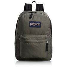 Jansport Superbreak Backpack- Forge Grey