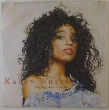"7"" Single - Karyn White - The Way You Love Me - S979h - washed & cleaned"