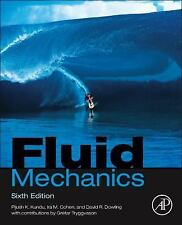Fluid Mechanics by David R. Dowling, Ira M. Cohen and Pijush K. Kundu (2015,...