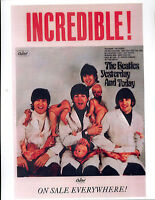 The Beatles Yesterday And Today Butcher Cover Photo Print 8x10