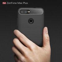 For Asus Zenfone Max Plus M1 Pegasus 4S ZB570TL Soft Full Cover Slim Rubber Case