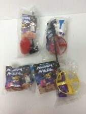 Mcdonalds Happy Meal Vintage Fast Food Toys ~ Space Launchers 1992