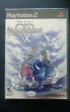 Kingdom Hearts RE: Chain of Memories (PS2) NEW, Black Label, First Print