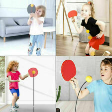Ping Pong Ball Table Tennis Trainer Rebound Equipment Robot Rebound Fixed Indoor